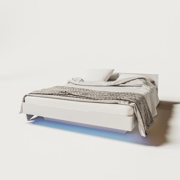 Кровать 2сп. (1,6 ) (каркас) Бьянко