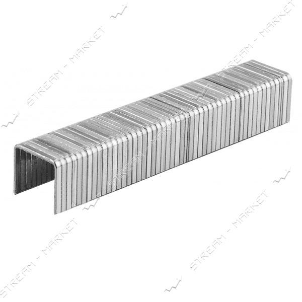 Скобы каленые СИЛА 680104 12х11.3х0.7мм, 1000шт