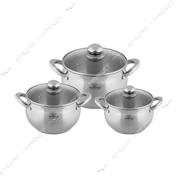 Набор посуды Maxmark MK-APP7506G