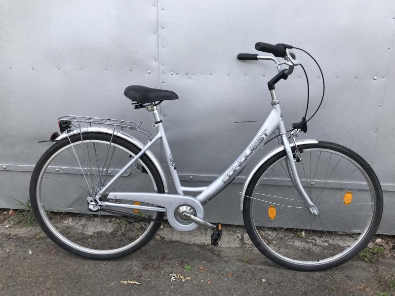 Велосипед CUNQUEST 28 на планетарной втулке nexus 3