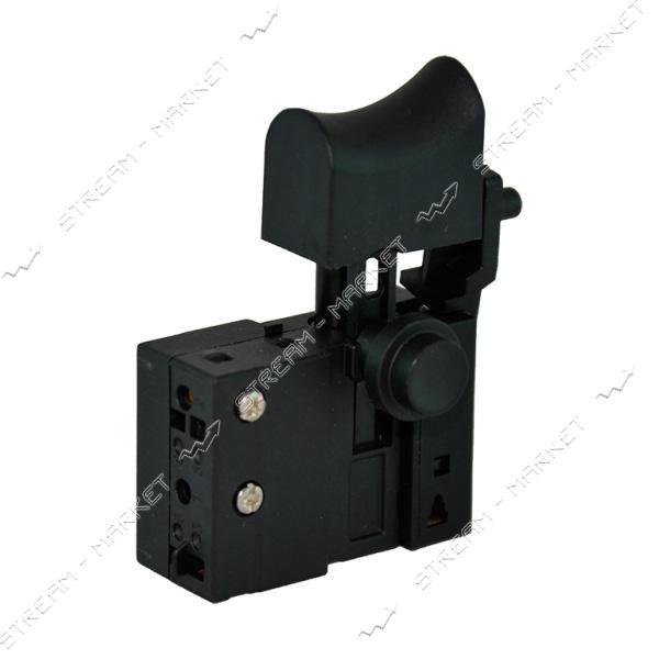 Кнопка на шуруповерт сетевой Интерскол ДШ и другие (К-117)