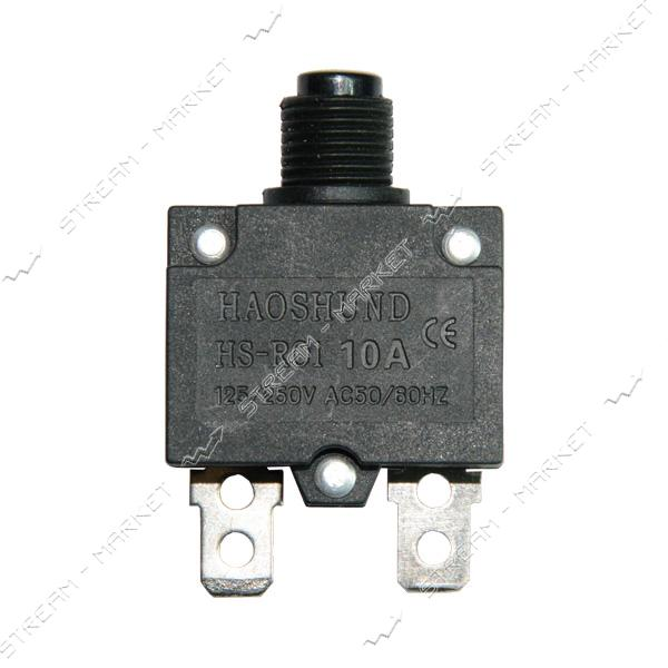Кнопка тепловая 10Ам (К-152)