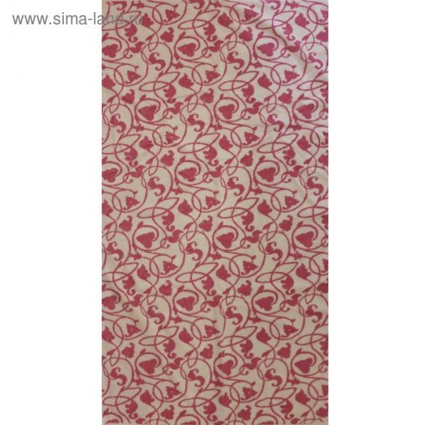 Полотенце махровое Privilea «Корсика», 75х150 см, розовый