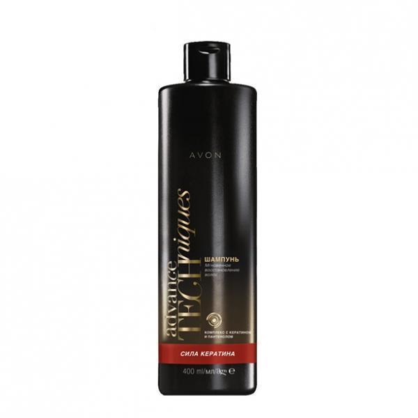 Шампунь для волос «Сила кератина» (400 мл)