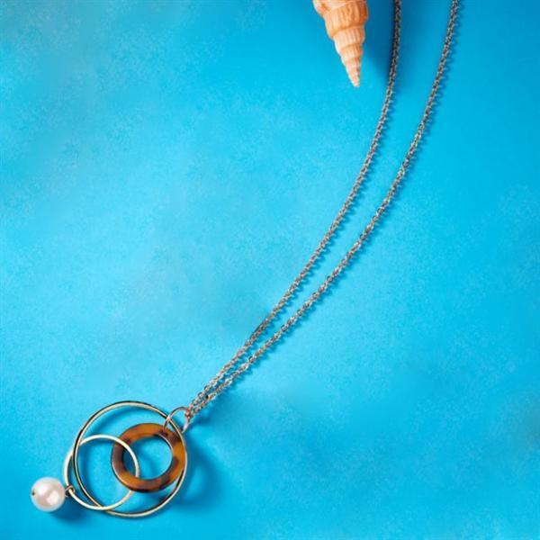 Фото мода и стиль, подвески и колье Украшение на шею «Алина»