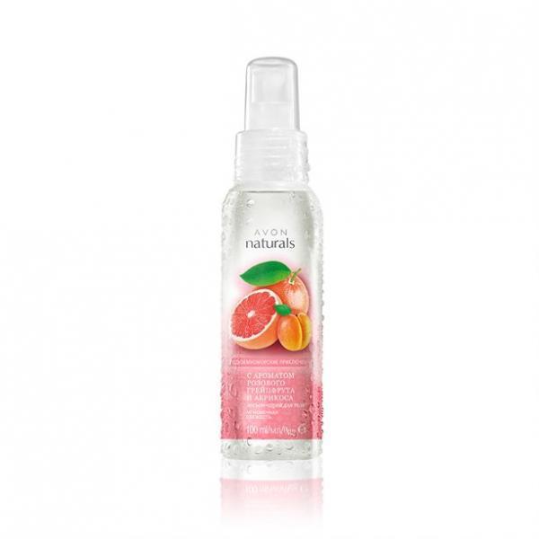 Лосьон-спрей для тела с ароматом розового грейпфрута и абрикоса «Средиземноморские приключения»