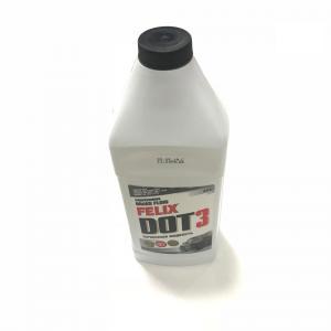 Фото Тормозные жидкости  ДОТ-3 тормозная жидкость Felix 455 г
