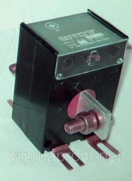 Трансформатор тока Т066 150/5  к.т. 0,5S