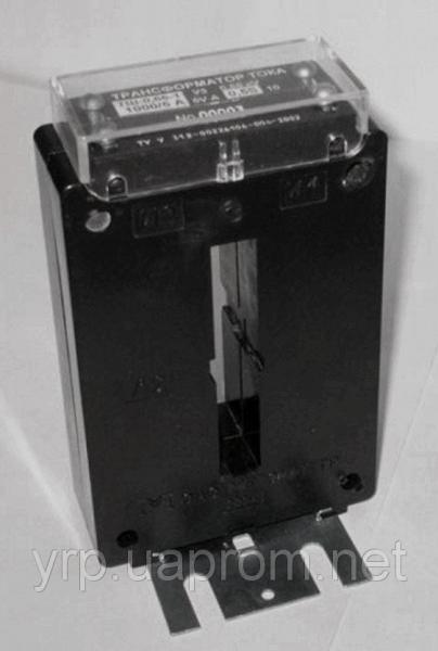 Трансформатор тока ТШ066-1 600/5  к.т. 0,5S