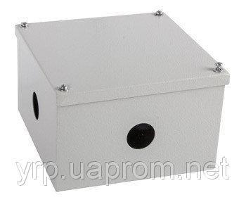 Коробка распределительная металлическая пк10.kr10.100.100.70 IP54 цена актуальна, реально в наличии, завод