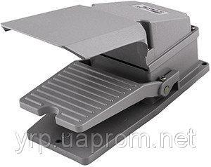 Педаль швейная, выключатель ножной металлический с защитой от случайного нажатия