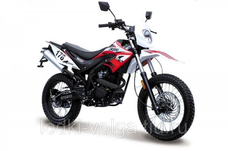 Мотоцикл MOTOLAND STREET 250
