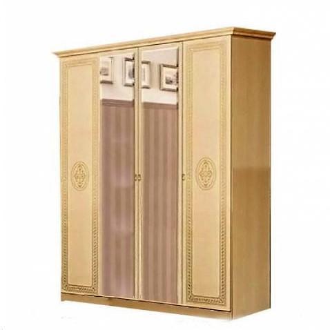 Флоренция Шкаф 4-дверный