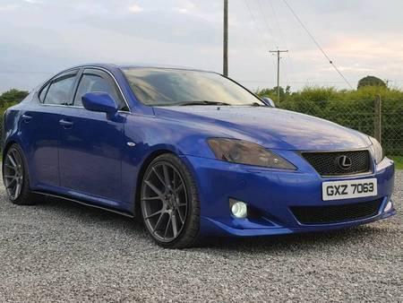 Lexus IS220D 89663-53600 MOD EGR_OFF DPF_OFF