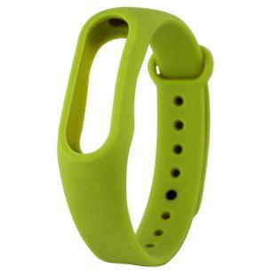 Ремешок для Фитнес-трекера Xiaomi Mi Band 2 (OLED) Green (Код товара:3034)
