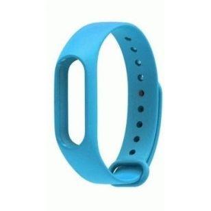 Ремешок для Фитнес-трекера Xiaomi Mi Band 2 (OLED) Blue (Код товара:3035)