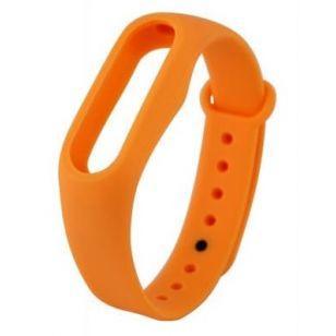 Ремешок для Фитнес-трекера Xiaomi Mi Band 2 (OLED) Orange (Код товара:3657)