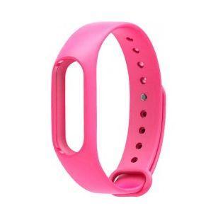Ремешок для Фитнес-трекера Xiaomi Mi Band 2 (OLED) Pink (Код товара:3658)
