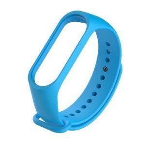 Ремешок для Фитнес-трекера Xiaomi Mi Band 3 Blue (Код товара:4353)