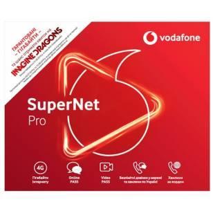 Стартовый пакет Vodafone SuperNet Pro (Код товара:9491)