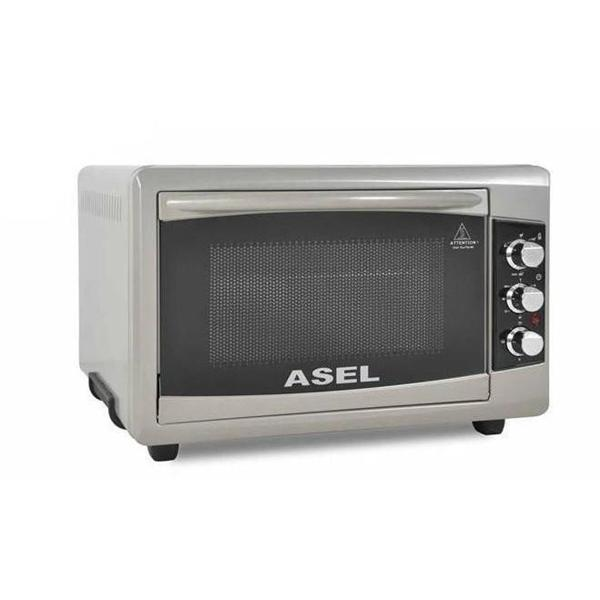 """Тостер-піч """"Асель"""" таймер, 50 л Asel АF_50-23_серый"""