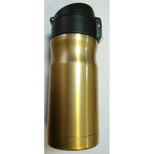 Термокружка Con Brio СВ-373золот, 320мл, нерж. сталь Con Brio СВ373золот