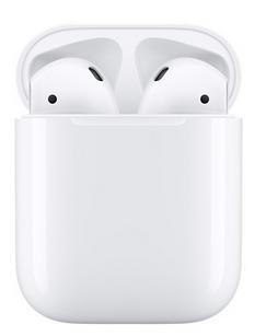 Беспроводные bluetooth наушники Apple Airpods apple