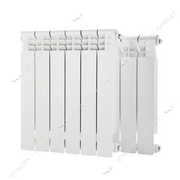 Радиатор отопления алюминиевый RODA RAL 500/75/96
