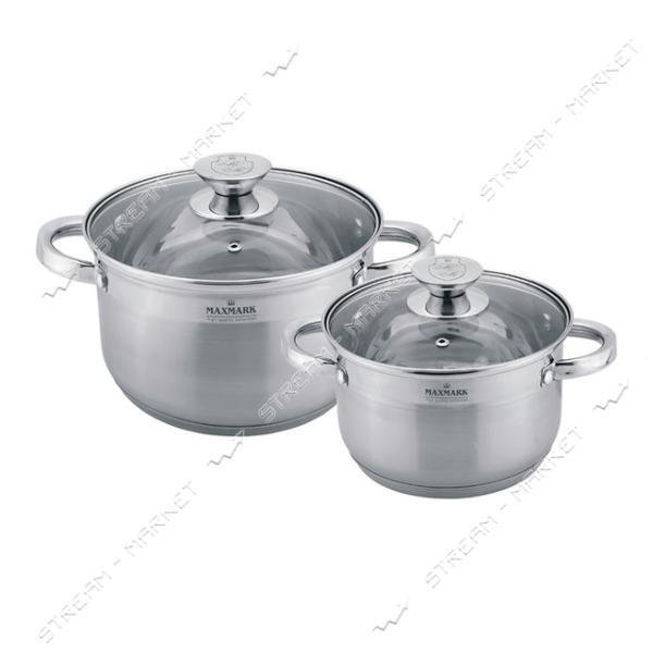 Набор посуды Maxmark MK-3504В