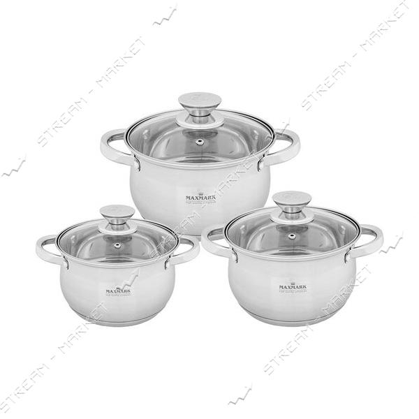 Набор посуды Maxmark MK-BL2506А