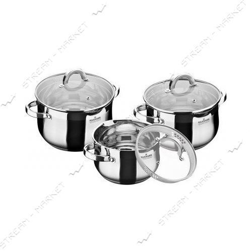 Набор посуды Maxmark MK-BL6506А
