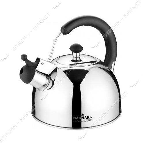 Чайник со свистком Maxmark MK-1306, 3л
