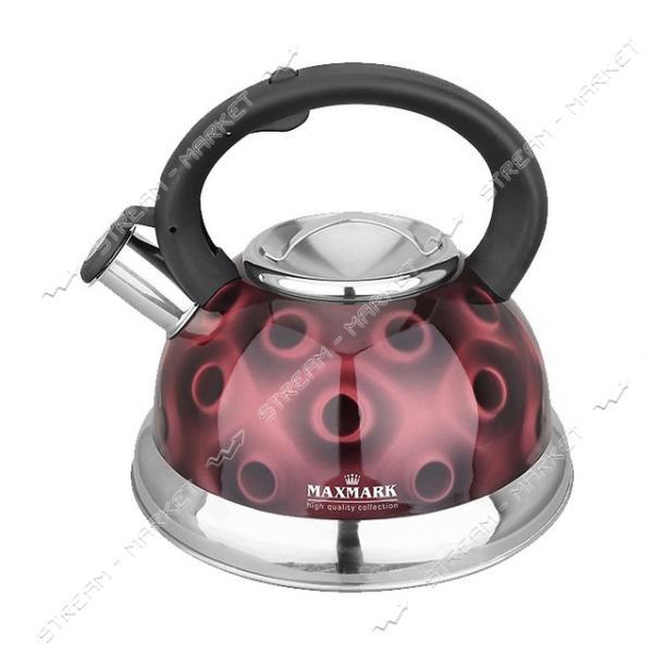 Чайник со свистком Maxmark MK-1320 3л
