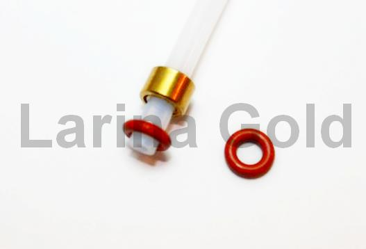 Силиконовый уплотнитель O-Ring на трубки высокого давления для кофемашин Philips Saeco 140328059