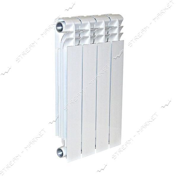 Радиатор отопления аллюминиевый ITALCLIMA 500/80/96 усиленная (цена за секцию)