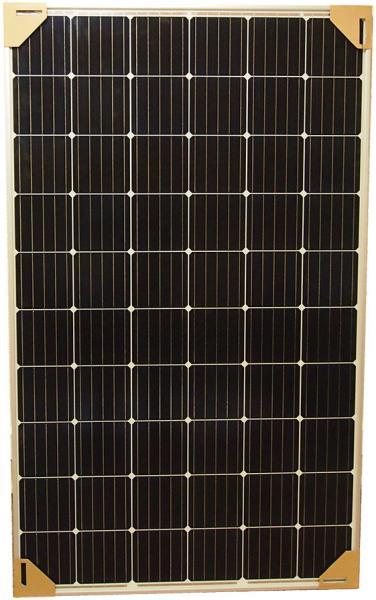Панель солнечная Delux 305 Вт монокристаллическая