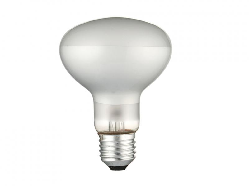 лампа рефл_DELUX_R63 40Вт Е27_мат.