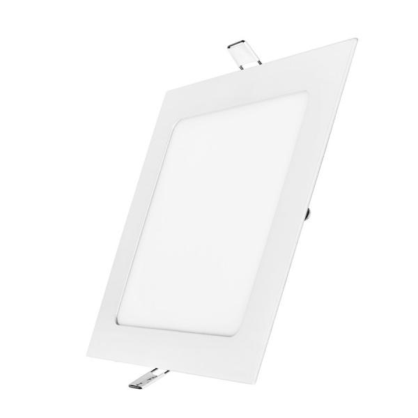 Светильник светодиодный встраиваемый потолочный DELUX CFR LED 12 4100К 12 Вт 220В квадрат