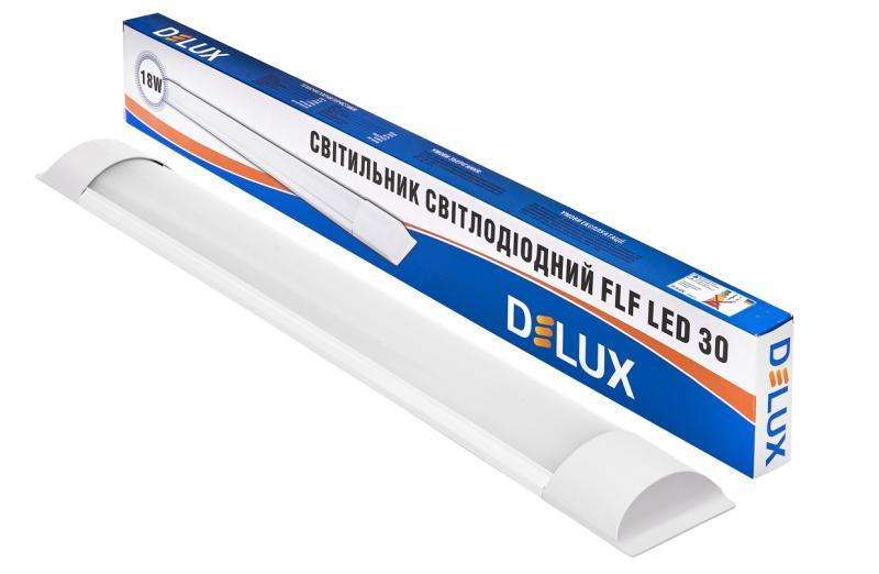 Светильник светодиодный настенно-потолочный DELUX FLF LED 30 18W 4100K