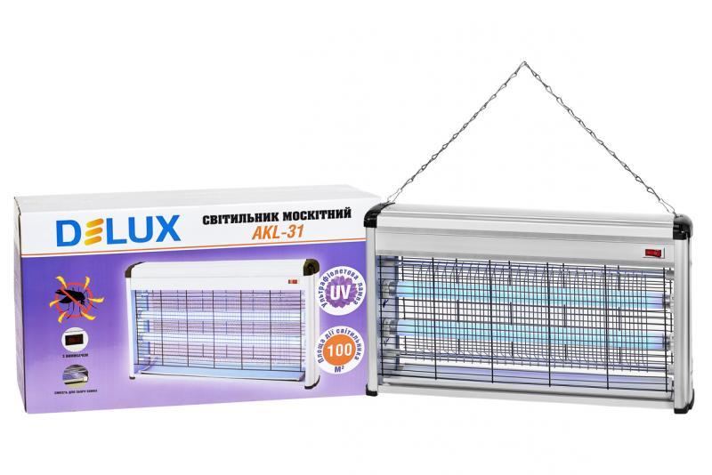 Светильник для уничтожения насекомых AKL-31 2*15Вт G13