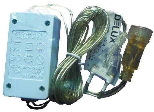 Контроллер для гирлянд DELUX IP20 EN