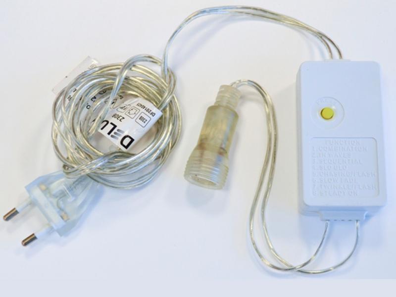 Контроллер для гирлянд DELUX IP20