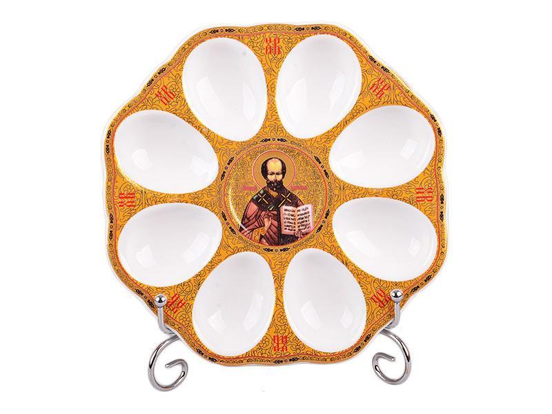 Тарелка для яиц Lefard 22х20х2 см, 55-2908
