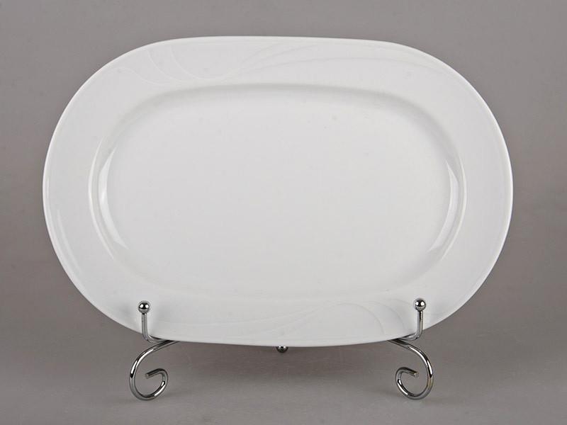 Тарелка Lefard Zumrut овальная 22 см, 39-108