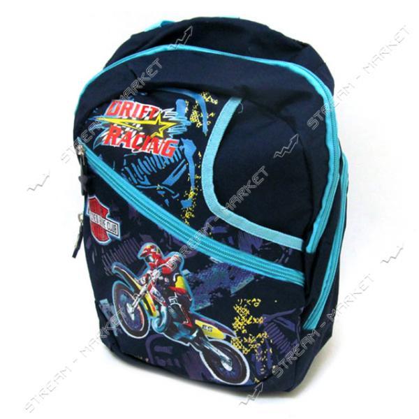 Рюкзак детский Bike DSCN0462 35х25х12 см цвета в ассортименте