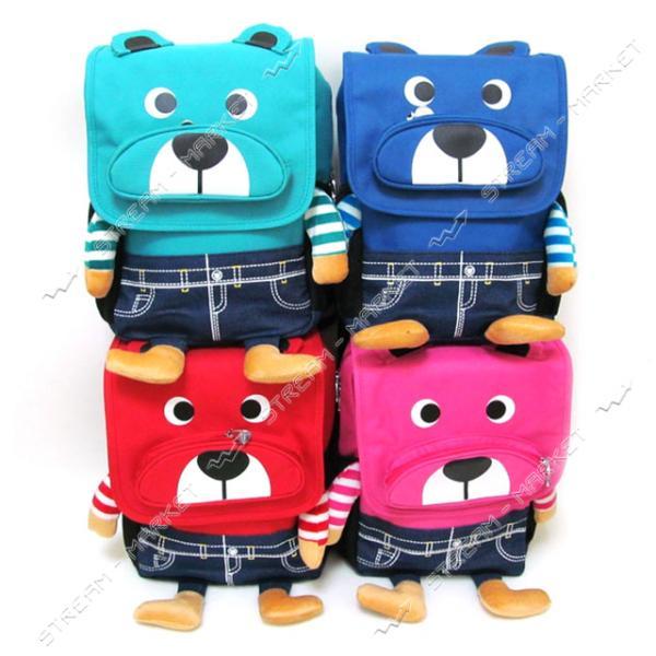 Рюкзак детский Animals DSCN2859 30х25х10 см цвета в ассортименте