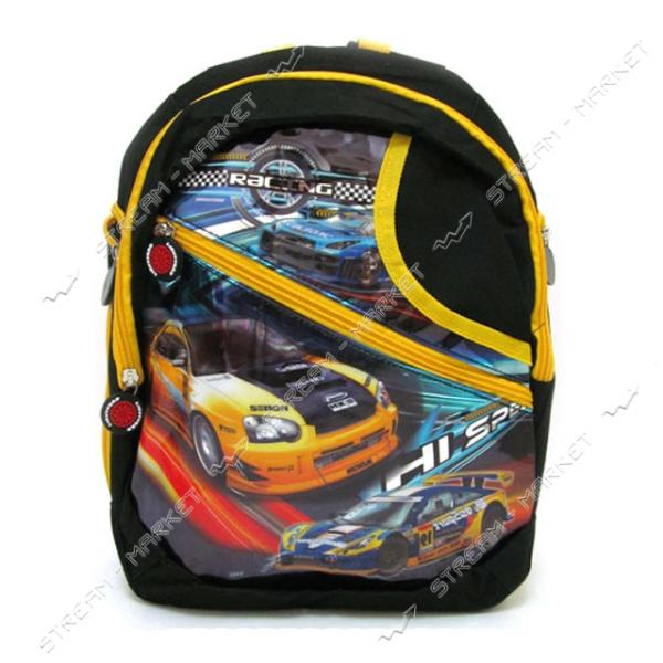 Рюкзак детский Sportcar IMG3068-CR 35х25х12 см цвета в ассортименте