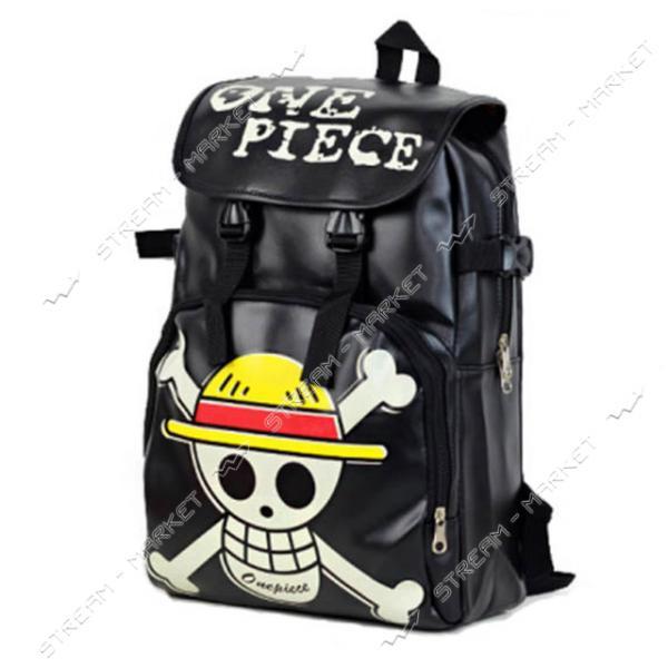 Рюкзак детский One piece R19096 46.5х30х13 см рисунок в ассортименте
