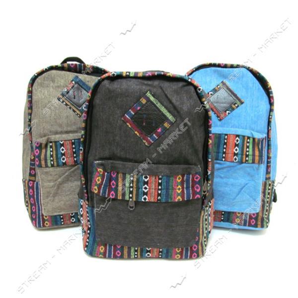 Рюкзак Моно 6032 40х31х13 см цвета в ассортименте