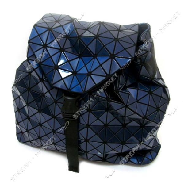 Рюкзак Stylish 6228-702G 33х34х12 см синий